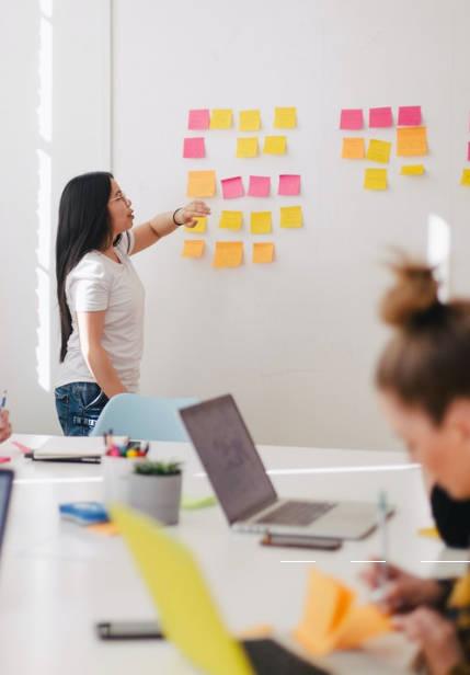 Capacitação empresarial para executivos e funcionários