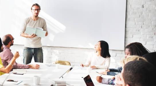 Treinamentos empresariais estratégicos